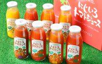 にじいろトマトジュース